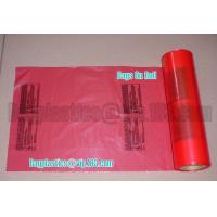 China red bags, carton liner, can liners, drum liner, Gaylord liners, Green Bags, Header Bags factory