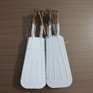 China Refrigerator roll bond evaporator No. 55 (freezer evaporator, fridge parts, HVAC/R) factory