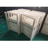 Buy cheap Customized Vacuum Forming Process  Plastic Cover CNC Trimming And Cutting from Wholesalers