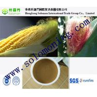 Buy cheap GMO Free Powder Corn Stigma Extract 0.5%-5% Sitosterol from Wholesalers