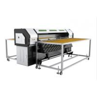 Buy cheap Roll To Roll UV Hybrid Printer , DX5 Head UV Flatbed Printing Machine from wholesalers
