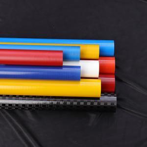 China Fence Clean Power Folding Fiberglass Telescopic Pole factory