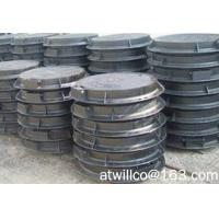 Buy cheap Cast Iron Manhole Cover with low price and high quality made in china for export on buck sale from Wholesalers