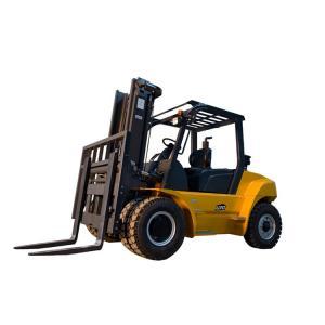 China XCMG 7 Ton Lift Capacity Heavy Duty Manual Hydraulic Forklift factory