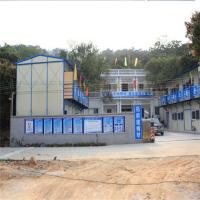 China light steel structure prefabricated small homes for family house factory