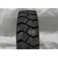 China Durable 6.00-9NHS Pneumatic Forklift Tires , Solid Rubber Forklift Tires With Deep Tread on sale
