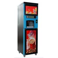 Buy cheap Coin-Operated Coffee Vending Machine (22 inches screen) from Wholesalers
