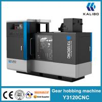 Buy cheap Y3120CNC Gear Hobbing Machine from Wholesalers