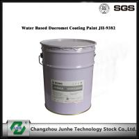 Buy cheap Water Base Dacromet Coating With Good Leveling Adhesion PH Value Is 3.8-5.2 from Wholesalers