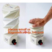 China Customized plastic transparent oil bib bag pouch in box 20 liter,China Factory Direct Supply BIB Empty Bag In Box BAGEAS factory