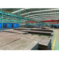 China JIS SS400 A106 Custom Cs Carbon Steel Plate Sheets Hot Rolled For Boiler Ship Structure factory