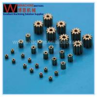 Buy cheap steel/plastic/nylon wheel gear,crown wheel pinion and pinion gear design made by whachinebrothers ltd from Wholesalers