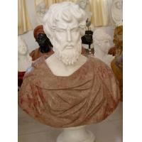 China Marble bust statue for man factory