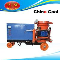 Buy cheap wet mix shotcrete machine for dry and wet building material from Wholesalers