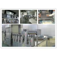 Buy cheap Room Space Length Customized Fresh Noodle Making Machine Make Ramen Noodles from Wholesalers