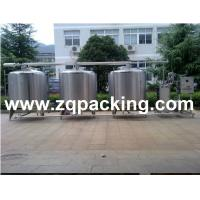 China CIP Cleaning Equipment for dairy products production equipment on sale