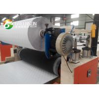 Buy cheap Mini Production Insulation Gypsum Board Lamination Machine For Pvc Film from Wholesalers