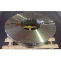 China Hot Forged Aloy Steel Forged Wheel Blanks Rough Machined High Tolerance factory