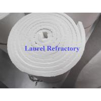 Buy cheap High Tensile Strength Ceramic Fiber Refractory Blanket For Ceramic / Steel Industry from Wholesalers