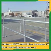 Buy cheap Daly Waters ball balustrade system ball joint stanchions for wharfs from wholesalers