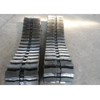 China Construction Machinery Excavator Rubber Tracks 320 X 106 X 39mm Fit Bobcat factory