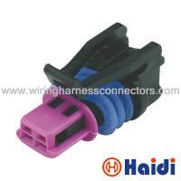 Electrical 2 Pin Female Waterproof Automotive Connector Delphi GM 15449028