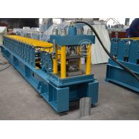 Buy cheap CE Customize Metal Shutter Door Forming Machine Controlled By Mitsubishi PLC from Wholesalers