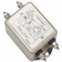 China 110v 220v Single Phase RFI Filter For Cooling Conditioner Equipment factory