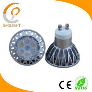 China Dimmable led spotlight 7W 220V gu10 led spot on sale