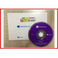 Quality 100% work Windows 10 Pro Retail Box 64-bit SP1 Full Version DVD + License Product Key wholesale