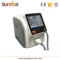 Buy cheap Stationary 808 nm shr ipl laser, 1200W painfree ipl laser hair removal, ipl shr hair removal machine from Wholesalers