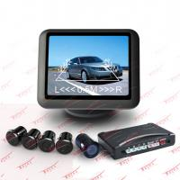 Buy cheap 4 PAL / NTSC camera Rear View Parking Sensor RS-T3506-4M with Voice / beep alert from Wholesalers