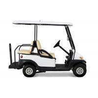 China Lovely Delicate Electric Car Golf Cart , Soft Seat Neighborhood Electric Vehicle on sale