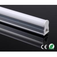 China 2ft 4ft T5 led tube housing Aluminum holder integrated high lumen single-ended input CE factory