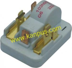 China Refrigerator white PP1100 relay A-006 (compressor parts, A/C spare parts, HVAC/R) factory