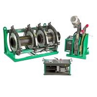 China SWT-V160/50H pe pipe butt fusion welding machine factory