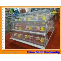 China Purchase Electro Galvanized Chicken Cage from Poultry Cage on sale