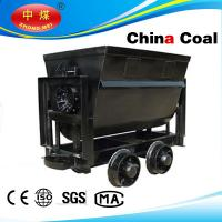Buy cheap China Coal mining car KFU0.75-6 Bucket Tipping Mine Car 0.75 cubic meter from Wholesalers