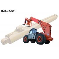 Buy cheap Double Piston Hydraulic Cylinder for Heavy Duty Engineering Equipment / Machinery from Wholesalers