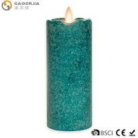 Buy cheap 7-Inch Flickering Flame LED Pillar Candle from wholesalers