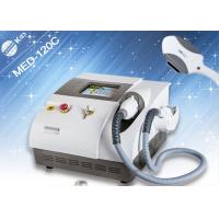 Buy cheap 2 Handpieces IPL Laser Equipment , Flexble Screen Hair Removal SHR IPL Machine from Wholesalers
