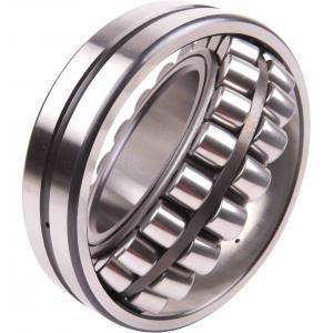 Buy cheap Single Row Spherical Roller Bearing , Stainless Steel Spherical Bearings Cross Section from Wholesalers
