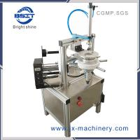 China factory price mini  tea cake / laundry soap Pleat packaging Machine (Ht-900) factory