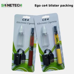 China eGo E-Cigarette - 900+ mah - CE4 Clearomizer factory