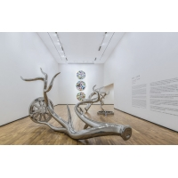 Buy cheap Exhibition mirror polish stainless steel sculptures ,metal stainless steel from wholesalers