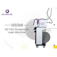 Buy cheap Narrow Pulse Width Pico Tattoo Removal Equipment 15Hz Frequency US506B Model from wholesalers