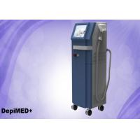 """Buy cheap 10 Bars 808nm Diode Laser Hair Removal Machine 800W 15x15mm2 10.4"""" from Wholesalers"""