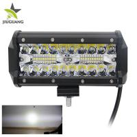 Buy cheap High Power Off Road Led Light Bar 60 Degree Flood Beam Customized Logo from Wholesalers