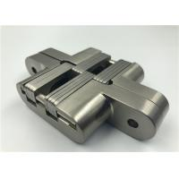 Buy cheap Ultra Quiet Chrome Piano Hinge , SOSS 208 Hinge Wear Resistant from Wholesalers