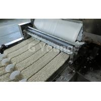 Quality High Automatic Fried Instant Noodle Making Equipment Big Production Capacity for sale